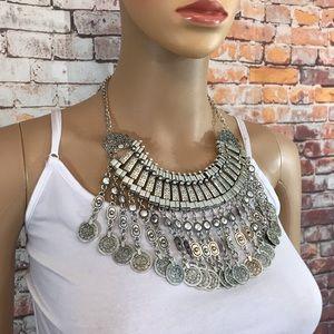 Jewelry - Boho Princes Statement Necklace
